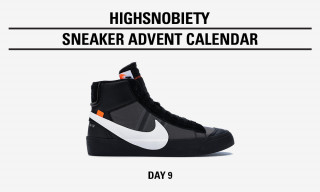 Win the OFF-WHITE x Nike Blazer in Today's Highsnobiety Advent Calendar