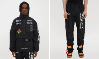 OFF-WHITE's GORE-TEX Pieces Can Now Be Copped for Nearly Half Off