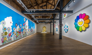 Look Inside Takashi Murakami's Flower-Focused Shanghai Exhibition