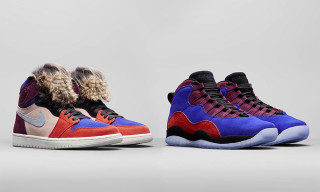 "Maya Moore & Aleali May Reveal ""Court Lux"" Air Jordan Collection"