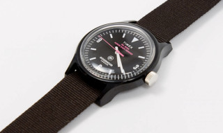 Goodhood & Timex Drop 'S-Town'-Inspired Watch That Won't Let You Waste a Minute