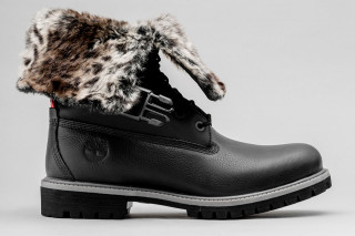 Stampd X Timberland Drop Extrememly Limited Gaiter Boot