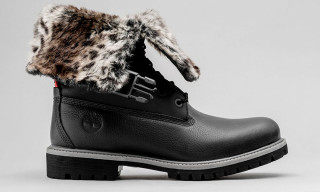 STAMPD x Timberland Drop Extremely Limited Gaiter Boot