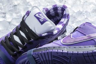 "13cb90af821 CONCEPTS. CONCEPTS. Previous Next. Brand  Concepts x Nike SB. Model  Dunk  Low Pro ""Purple Lobster"""