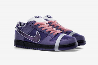 CONCEPTS x Nike SB Dunk Low Pro Purple Lobster  Where to Buy 2349668f2