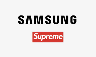 "The Samsung x ""Supreme"" Collab Just Got a Little Weirder"