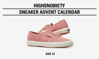 Win the Highsnobiety x Superga 2750 in Today's Highsnobiety Advent Calendar