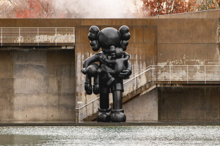 """KAWS' """"CLEAN SLATE"""" Companion Collectibles Are Dropping Again This Week"""