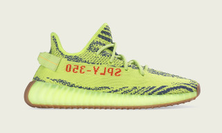 "Resell Prices For the ""Semi Frozen Yellow"" YEEZY Boost 350 V2 Have Dropped Post-Restock"