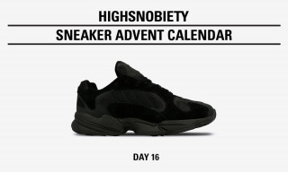 Win the Triple Black adidas Originals Yung-1 in Today's Highsnobiety Advent Calendar
