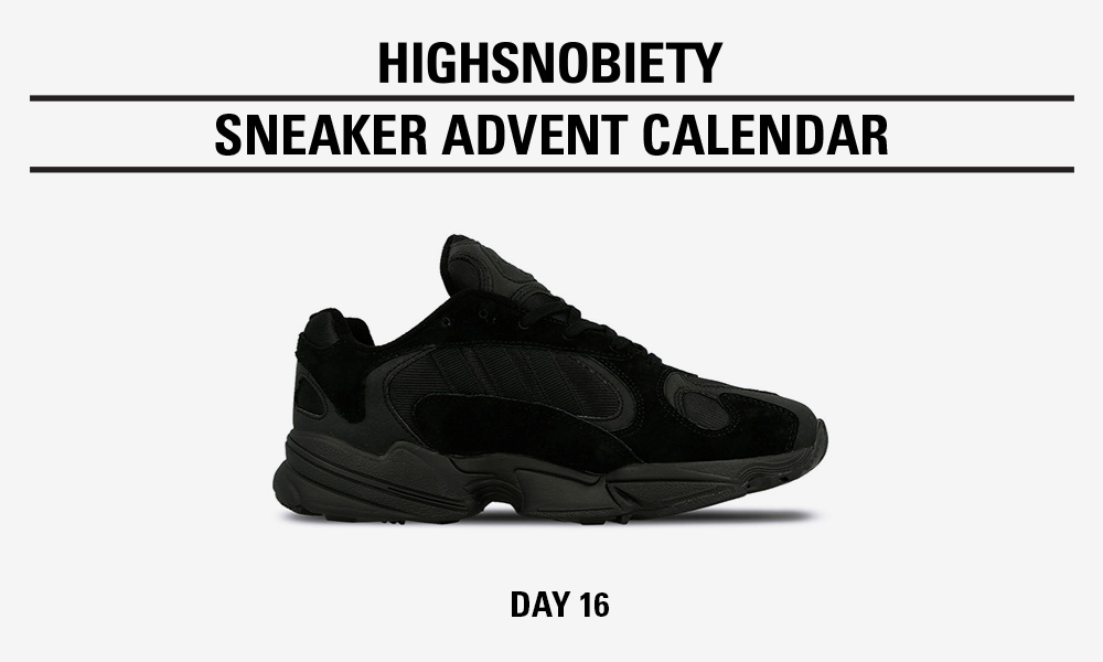 06cbeffcf Win the Triple Black adidas Originals Yung-1 in Today s Highsnobiety ...