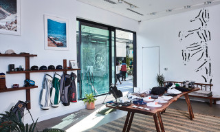 Golfing Style Is Redefined at A Continuous Lean. LA Pop-Up