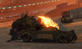 'GTA Online' Launches 'Mad Max'-Inspired Arena War Update