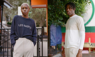 Les Basics Debuts More Minimalist Heat for Spring 2019