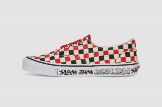 This Slam Jam Vans Era Features Fergadelic-Designed Branding 5cf73944b4