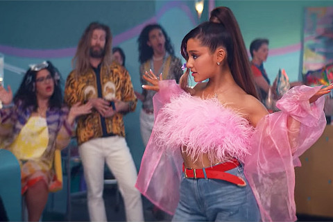 Ariana Grande Teases New Song 'Imagine' & New Album - See What She Said!
