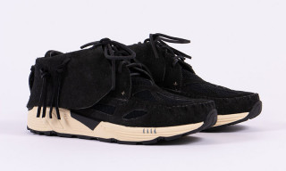 visvim Drops New FBT Prime Runner in Two Colorways