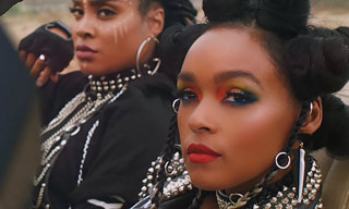 """Janelle Monáe Takes Viewers for a Joyride in """"Crazy, Classic, Life"""""""