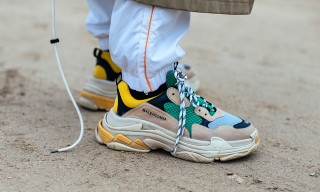 Lyst Reveals the Hottest Menswear Brand & Sneaker of 2018