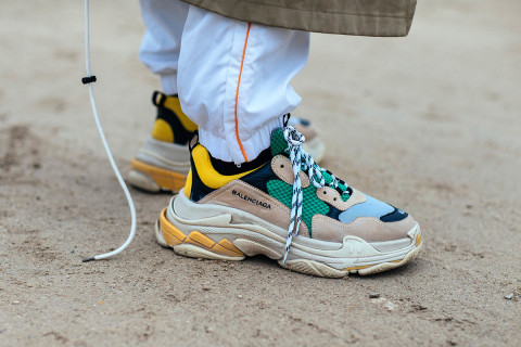 cad6ec0b2c0 Lyst Reveals the Hottest Menswear Brand   Sneaker of 2018