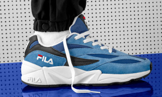 FILA Pays Homage to Its Homeland With Two Fresh V94M Sneaker Colorways