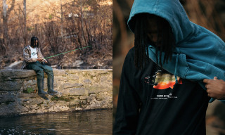 UBIQ & Raised by Wolves' New Collab Celebrates Shad Fishing