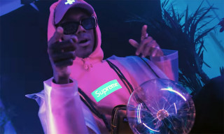 "Octavian Rocks Supreme & OFF-WHITE in Trippy ""Move Faster"" Video"