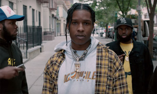"A$AP Rocky Shows Off His Under Armour Sneaker in New ""Tony Tone"" Video"