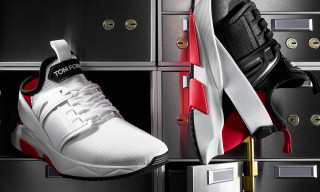 EXCLUSIVE: TOM FORD Unveils Fashion-Forward Jago Sneaker