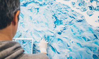 Exploring Icy Landscapes With NYC Artist Zaria Forman