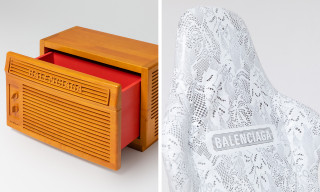 This Artist Elevates Workspace Objects With the Balenciaga Logo