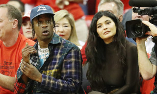 "Kylie Jenner Says Travis Scott Doesn't Have ""Petty"" Beef With Kanye West"