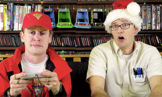 Watch Macaulay Culkin Review 'Home Alone' Video Games With Angry Video Game Nerd