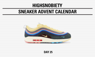 Win the Sean Wotherspoon x Nike Air Max 1/97 in Today's Highsnobiety Advent Calendar