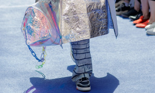 Virgil Abloh's Iridescent Louis Vuitton Keepall Bag Could Be the Hottest Accessory of SS19