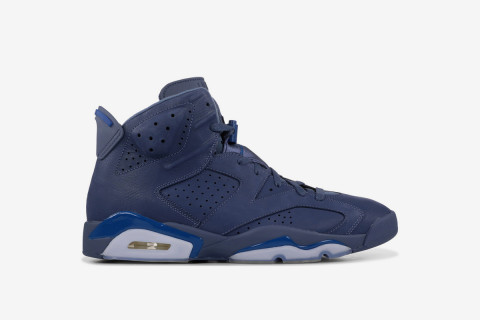 "You Can Now Get Hold of the ""Diffused Blue"" Air Jordan 6 for Under Retail 98b7cb791"