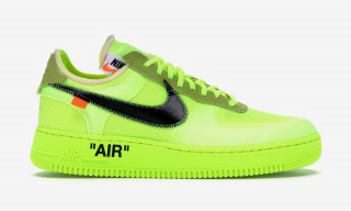 You Can Already Cop the New OFF-WHITE Air Force 1s at StockX
