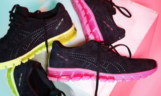atmos & ASICS Team Up for Neon Sneaker Collab