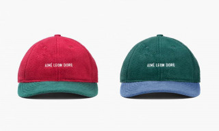 Aimé Leon Dore's Polar Fleece New Era Hat Is Ideal for Winter