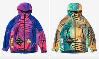 Palace's New GORE-TEX Jackets & Bucket Hats Are a Must-Cop
