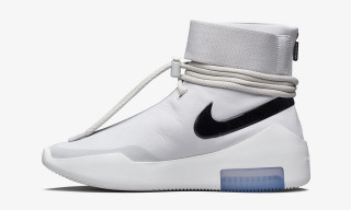 The Nike x Fear of God Air Shoot Around Drops Today, Here's How to Cop It
