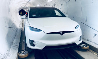Elon Musk Reveals The Boring Company's Underground LA Tunnel