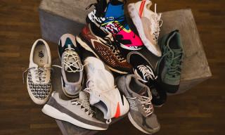 Highsnobiety Founder & CEO David Fischer Picks His 10 Favorite Sneakers of 2018