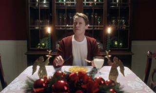 "Macaulay Culkin Is ""Home Alone Again"" in Google's Holiday Ad"