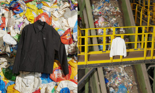 Helmut Lang & Parley Drop Recycled Nylon Unisex Jackets