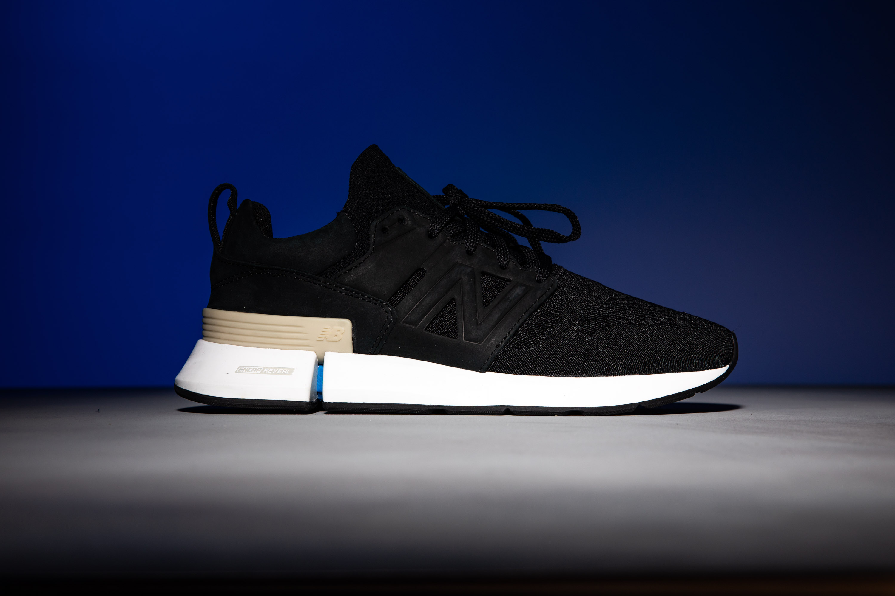 premium selection 4aa92 76228 New Balance and Tokyo Design Studio built up a unique sneaker they launched  during the New York Marathon under the RC-1 name.