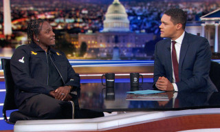 Watch Pusha-T Discuss Drake Feud & Kanye West's MAGA Hat on 'The Daily Show'