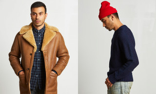 Levi's Made & Crafted Dropping Nomad-Inspired FW18 Collection