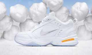 "Nike Celebrates Winter With ""Snow Day"" Air Monarch 4"