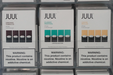 Marlboro owner Altria buys a third of vape company Juul